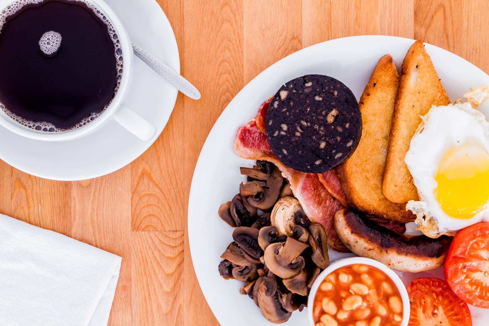Forest Fungi - Full English Breakfast