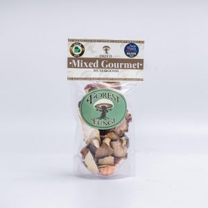 Dried Gourmet Mushrooms