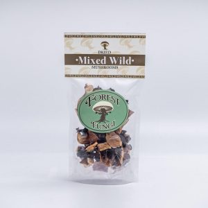 Dried Wild Mixed Mushrooms