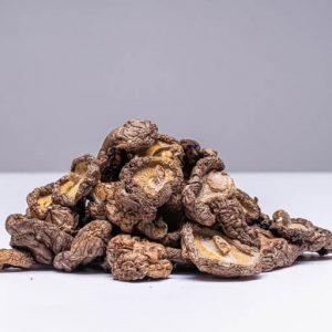 Loose Dried Shiitake Mushrooms